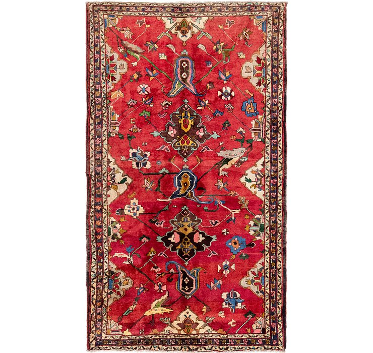 5' 6 x 9' 9 Bakhtiar Persian Rug
