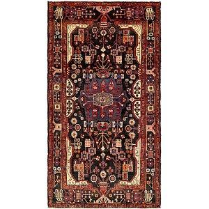 5' x 9' 3 Nahavand Persian Rug