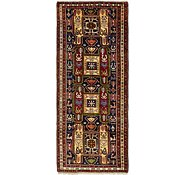 Link to 4' x 10' Ardabil Persian Runner Rug