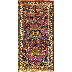 4' 10 x 10' Bakhtiar Persian Runne...