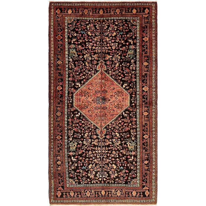 5' 6 x 10' 7 Tuiserkan Persian Rug