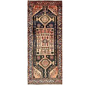 Link to 4' 4 x 10' 7 Hamedan Persian Runner Rug