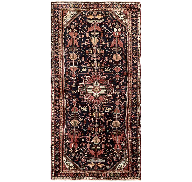 5' x 10' 2 Tuiserkan Persian Runne...