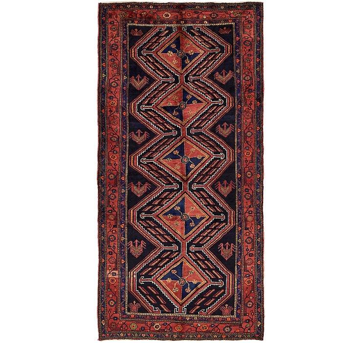 142cm x 287cm Sirjan Persian Runner Rug