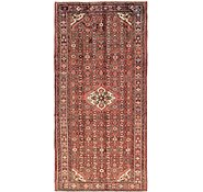 Link to 163cm x 335cm Hossainabad Persian Runner Rug