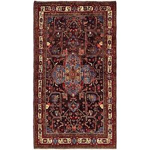 5' 3 x 9' 5 Nahavand Persian Rug