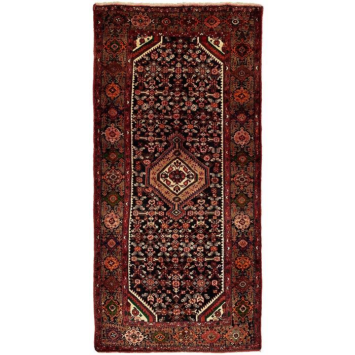 4' 11 x 10' 5 Zanjan Persian Runner Rug