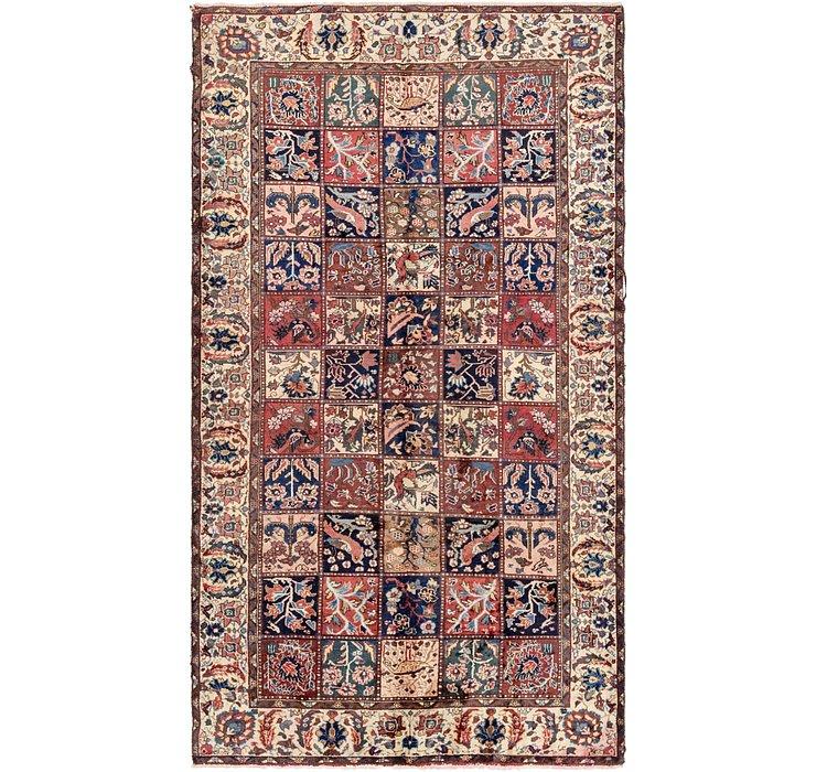 165cm x 292cm Bakhtiar Persian Rug