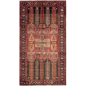 5' 2 x 9' 7 Koliaei Persian Rug