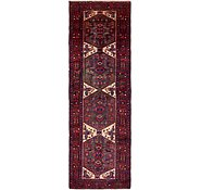 Link to 4' 1 x 13' Zanjan Persian Runner Rug