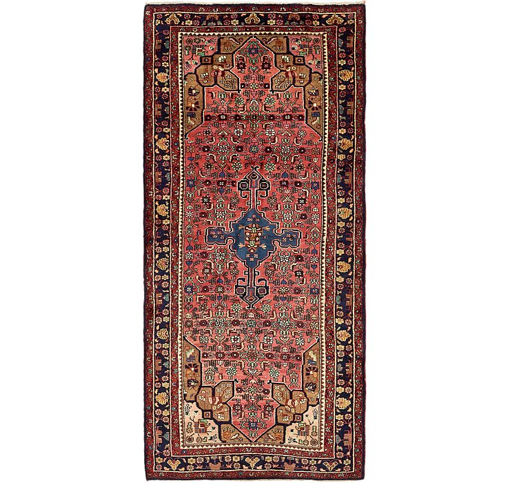 135cm x 295cm Songhor Persian Runner ...