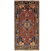 Link to 4' 8 x 9' 9 Songhor Persian Runner Rug