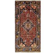 Link to 4' 8 x 9' 9 Songhor Persian Runner Rug