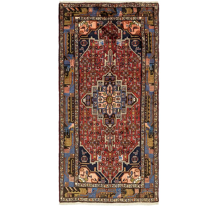 142cm x 297cm Songhor Persian Runner ...