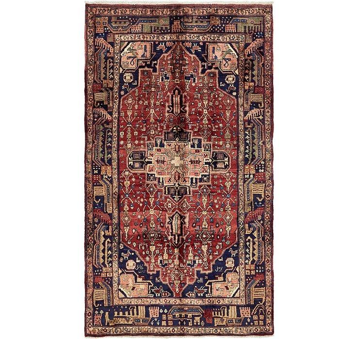 163cm x 290cm Songhor Persian Rug