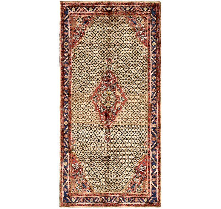 157cm x 330cm Songhor Persian Runner ...
