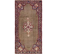 Link to 4' 9 x 9' 7 Koliaei Persian Runner Rug