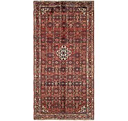 Link to 4' 10 x 9' 7 Hossainabad Persian Runner Rug