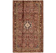 Link to 5' 10 x 10' Hossainabad Persian Rug
