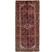 Link to 4' 10 x 10' 3 Hossainabad Persian Runner Rug
