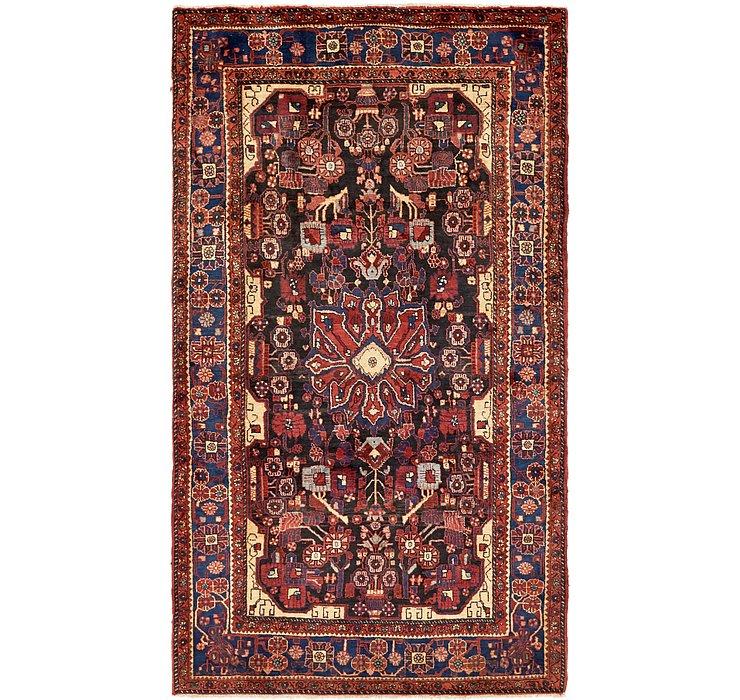 5' 8 x 9' 10 Nahavand Persian Rug