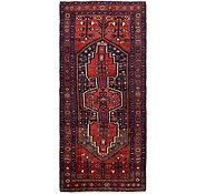 Link to 4' 6 x 9' 10 Sirjan Persian Runner Rug