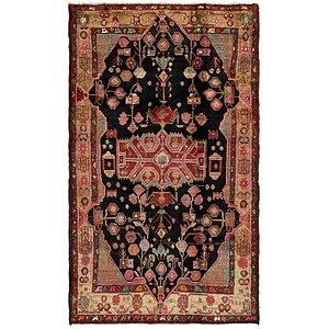 5' 6 x 9' 4 Hamedan Persian Rug