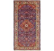 Link to 160cm x 310cm Hossainabad Persian Rug