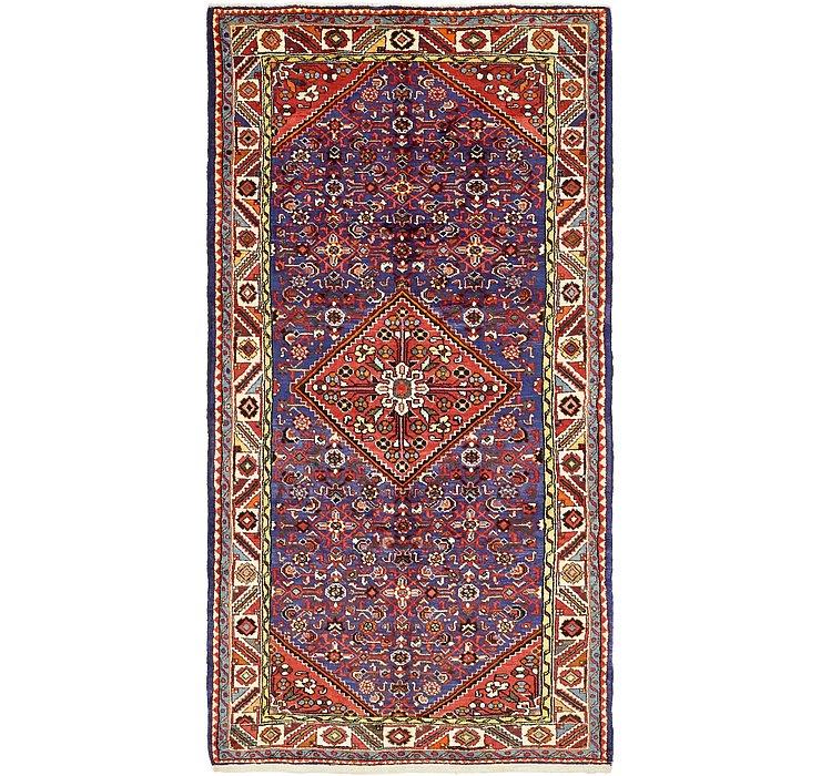 5' 3 x 10' 2 Hossainabad Persian Rug