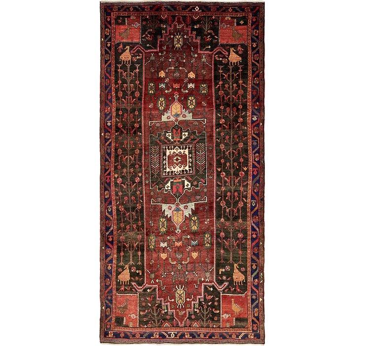 5' 1 x 10' 5 Sirjan Persian Runner Rug