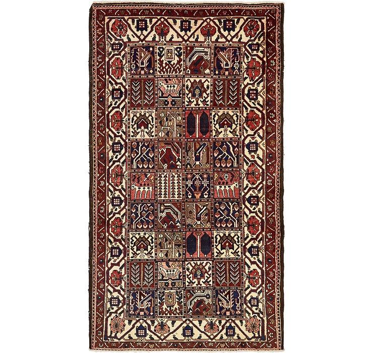 5' 4 x 9' 9 Bakhtiar Persian Rug