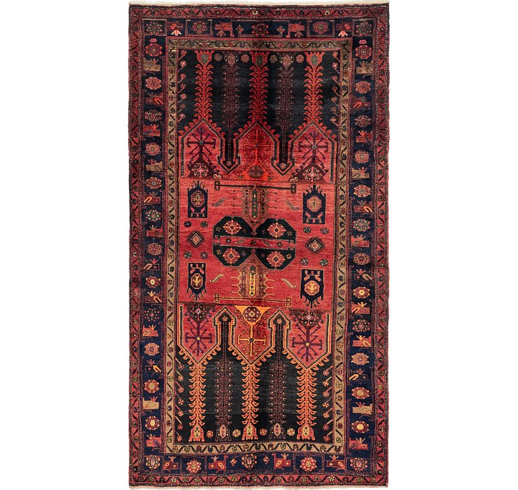 5' 4 x 9' 9 Koliaei Persian Rug