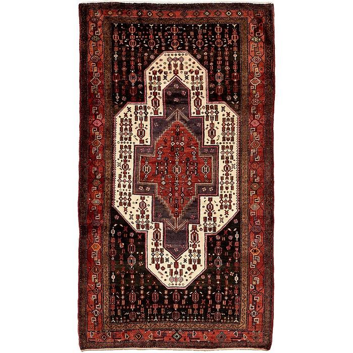 5' 2 x 9' 6 Sanandaj Persian Rug