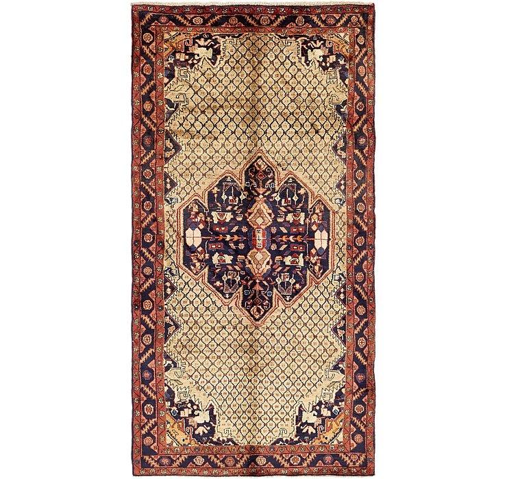 5' 2 x 10' 3 Koliaei Persian Rug