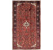 Link to 5' 3 x 9' 7 Hossainabad Persian Rug