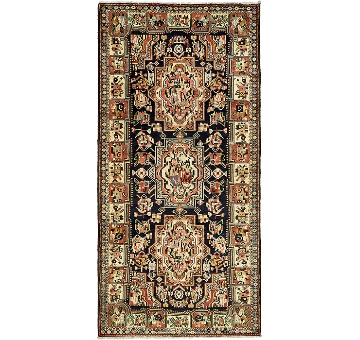 4' 10 x 9' 9 Bakhtiar Persian Runner...
