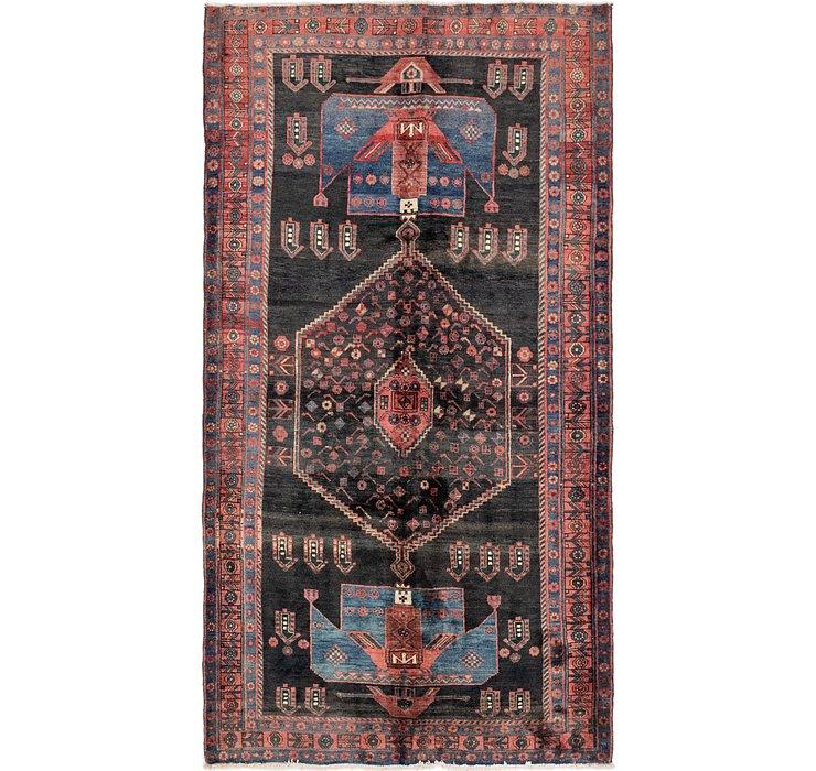 5' 5 x 9' 7 Sirjan Persian Rug