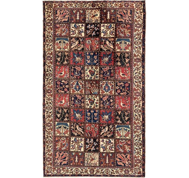 5' 3 x 9' 7 Bakhtiar Persian Rug