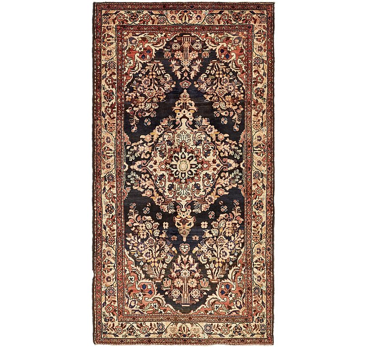 5' 3 x 10' 2 Borchelu Persian Rug