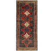 Link to 4' 6 x 10' 1 Sanandaj Persian Runner Rug