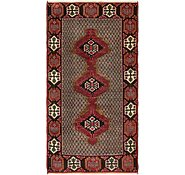 Link to 4' 8 x 9' 3 Koliaei Persian Runner Rug