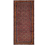 Link to 4' 6 x 10' Zanjan Persian Runner Rug