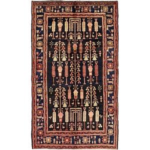 5' 8 x 9' 8 Hamedan Persian Rug