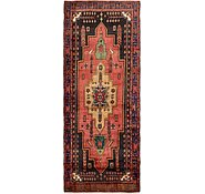 Link to 4' x 10' 6 Hamedan Persian Runner Rug