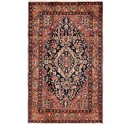 Link to 5' 6 x 9' 1 Khamseh Persian Rug