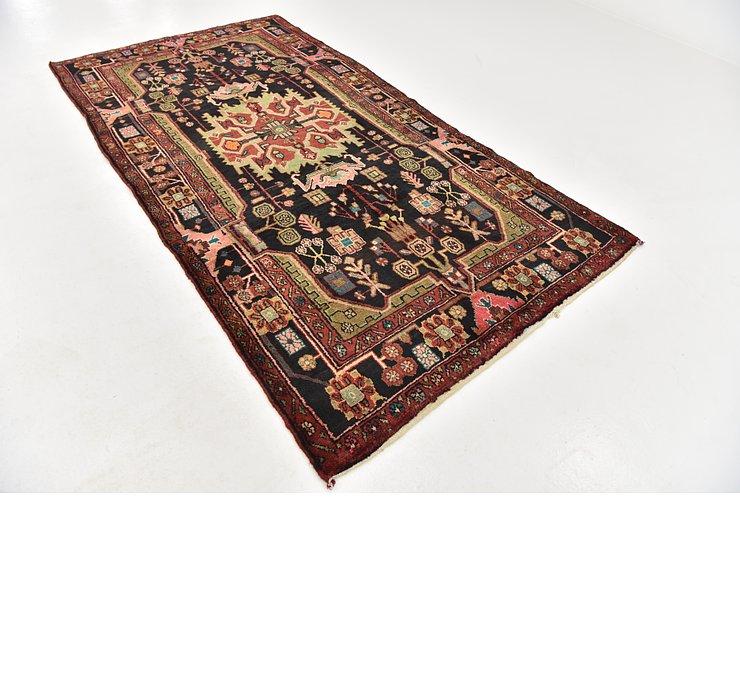 HandKnotted 5' x 9' 7 Nahavand Persian Rug
