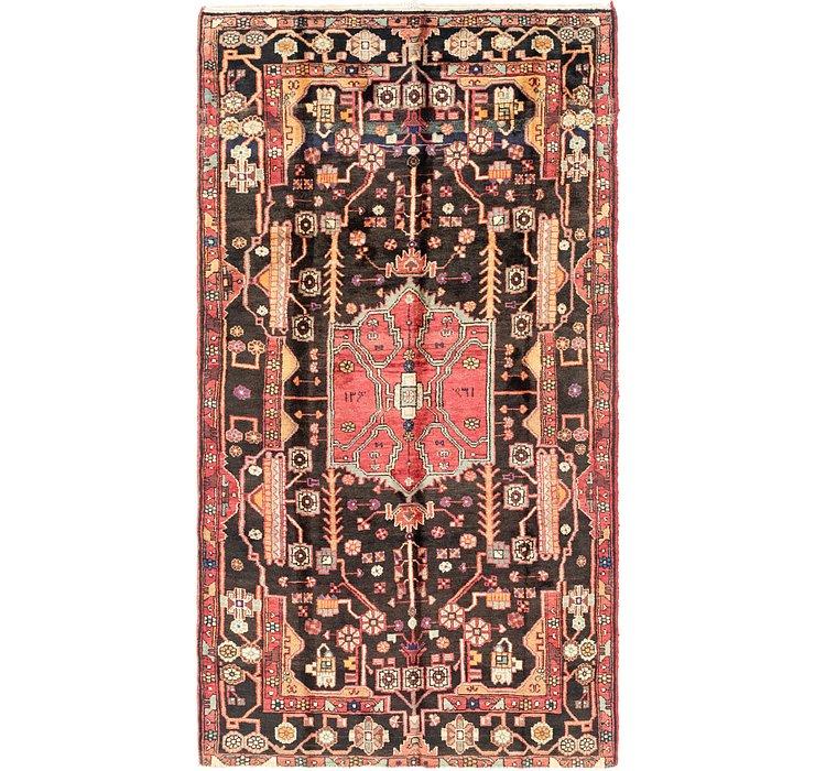 5' 2 x 9' 4 Nahavand Persian Rug