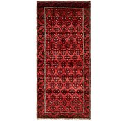 Link to 5' 4 x 12' 5 Balouch Persian Runner Rug