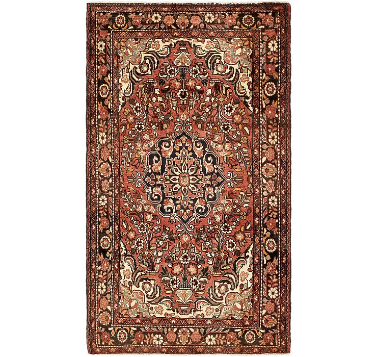 5' x 8' 10 Borchelu Persian Rug