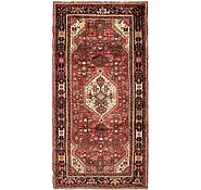 Link to 4' 9 x 9' 4 Hossainabad Persian Rug